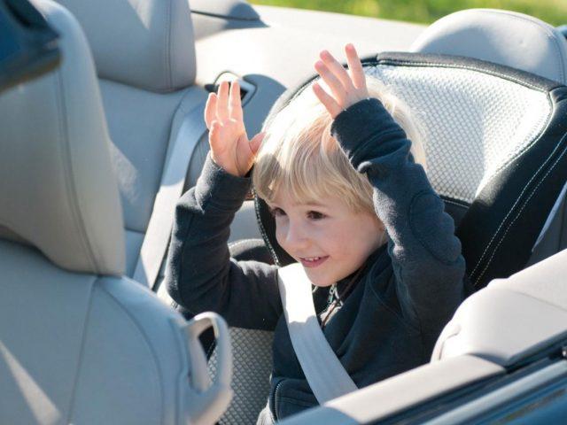 Как выбирать детские автокресла?